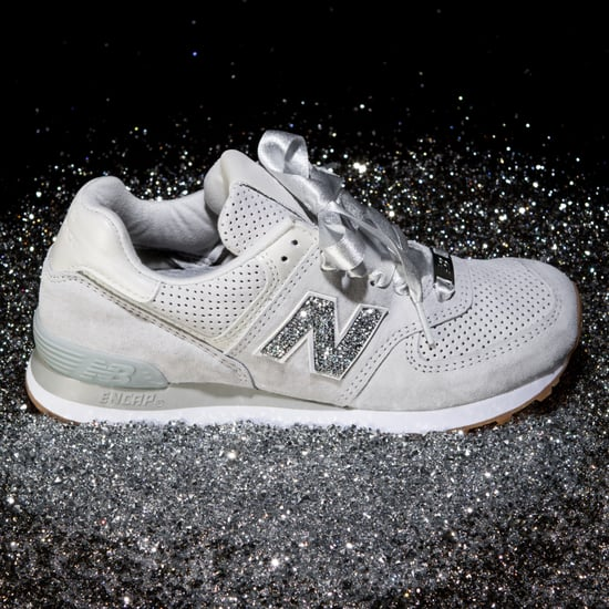 New Balance Swarovski Crystal Sneakers