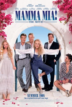 Screenplay Evaluation involving Mamma Mia!