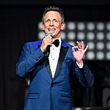 Seth Meyers at the 2019 Diamond Ball