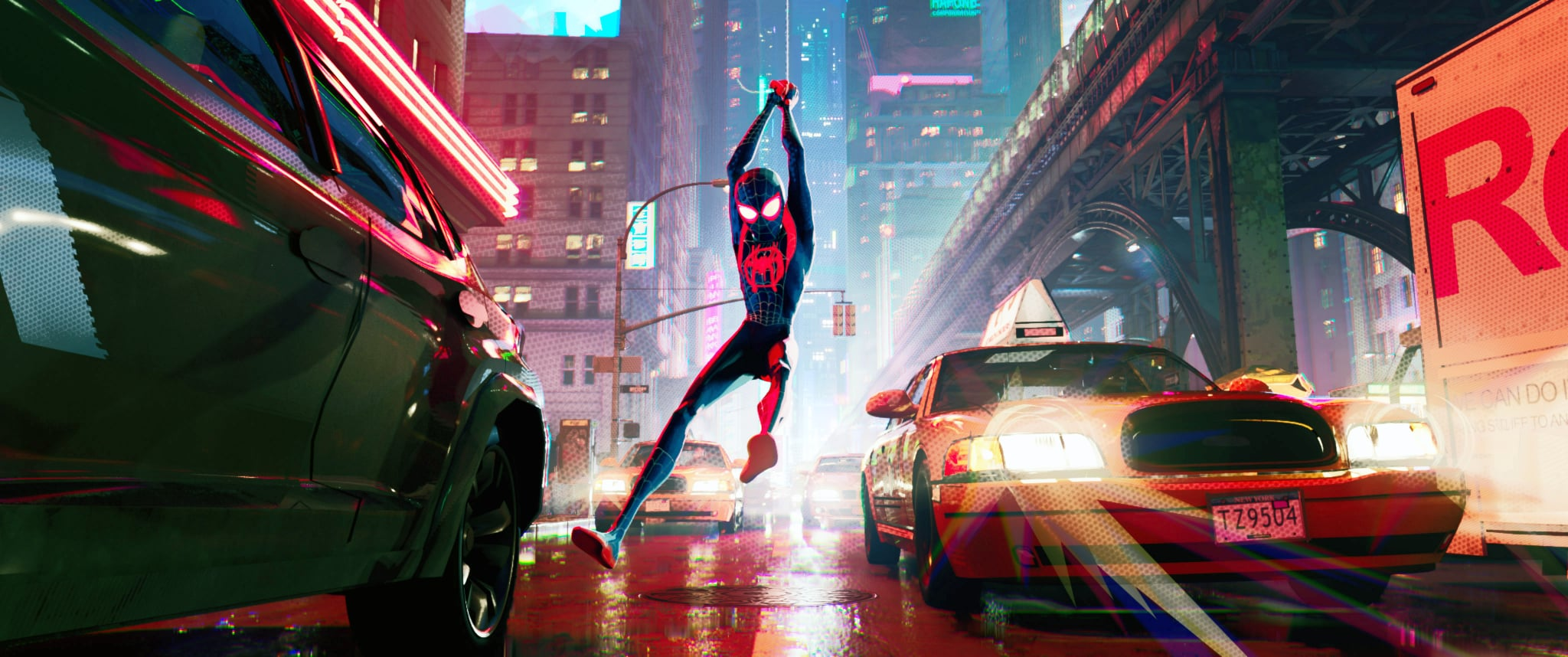SPIDER-MAN: INTO THE SPIDER-VERSE, Miles Morales (voice: Shameik Moore), 2018.  Columbia Pictures / courtesy Everett Collection