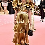 Awkwafina at the 2019 Met Gala