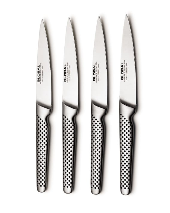 Global Classic Steak Knives