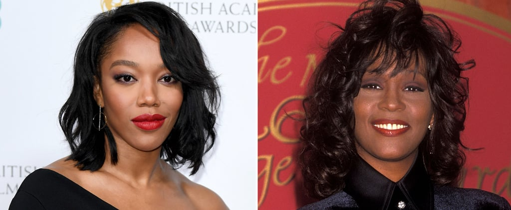 Who Will Play Whitney Houston in the Biopic Movie?