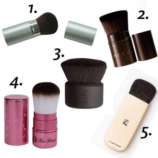 Cute Kabuki Brushes From EcoTools, Rae Morris, NARS and More
