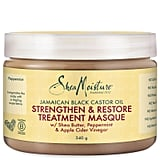 For Afro Hair Textures: Shea Moisture Jamaican Black Castor Oil Treatment Masque