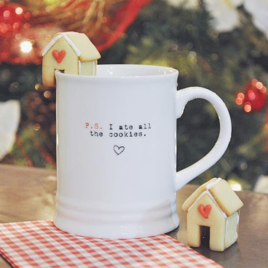 Mini Gingerbread House For Mug