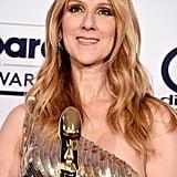 Celine Dion in 2016