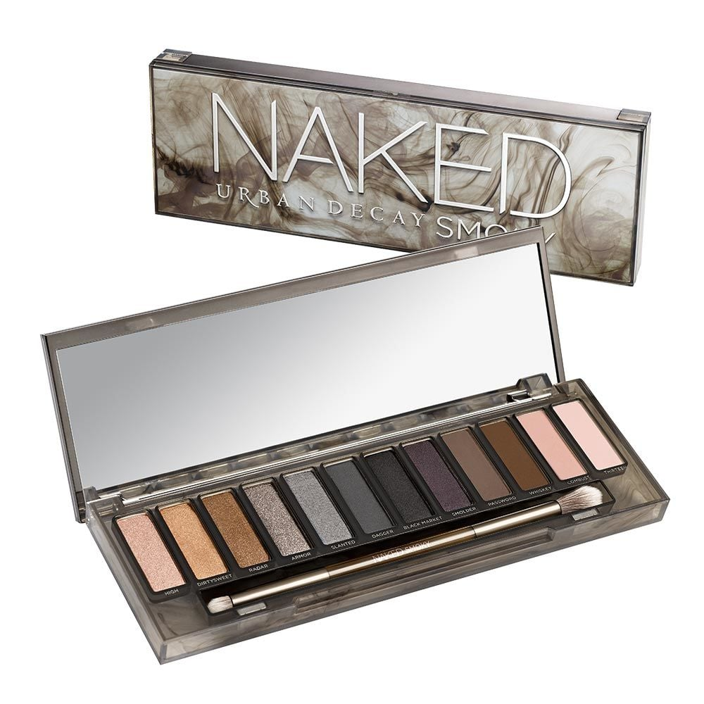 Scorpio: Urban Decay Naked Smoky Eye Palette