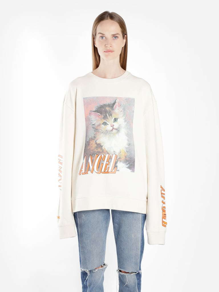 a9af45a4130 Gwen s Exact Cat Sweatshirt Is Now Sold Out