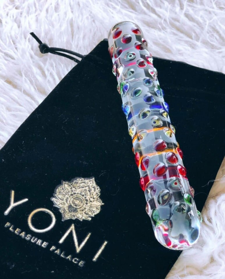 Yoni Pleasure Palace The Spirit Stick ($69)