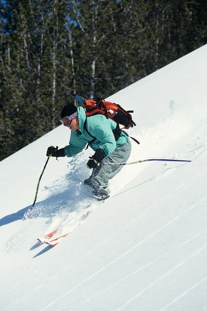 Winter Sports: It's All About the Layers