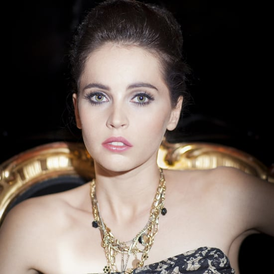 Felicity Jones Is the New Dolce & Gabbana Spokesmodel