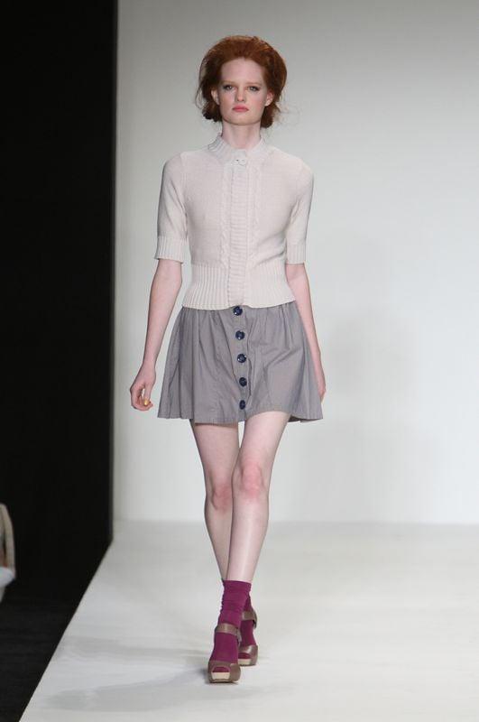 Los Angeles Fashion Week: Tulle & Cloth Logic Spring 2009