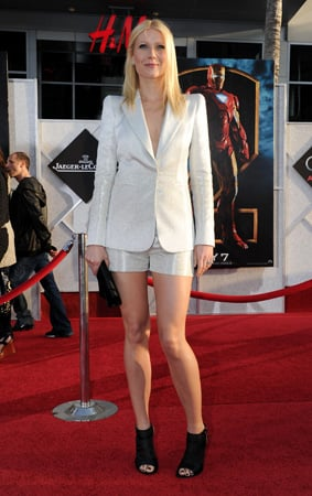 Gwyneth Paltrow Gains Weight For Movie Roles