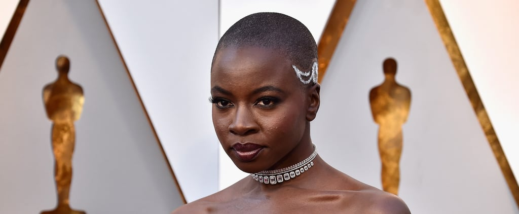 Okoye — Er, Danai Gurira — Had the Most Badass Hairstyle at the Oscars, Because Duh