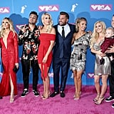 The Hills Sort-Of Cast Reunion