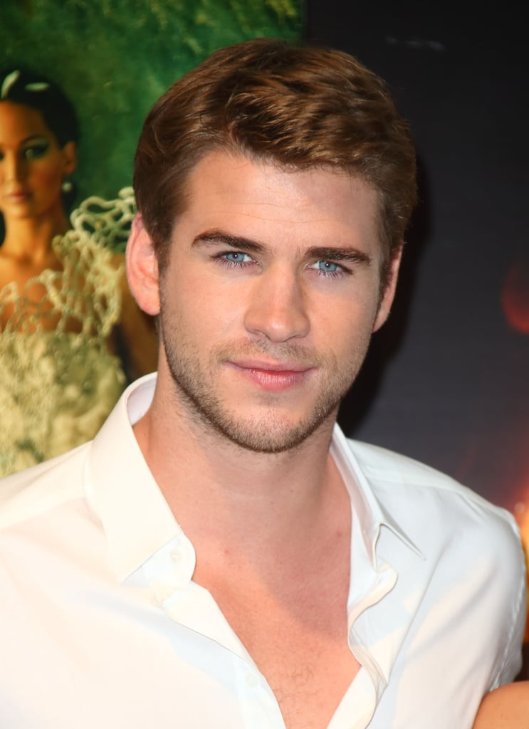 Jennifer Lawrence and Liam Hemsworth at Cannes Photocall