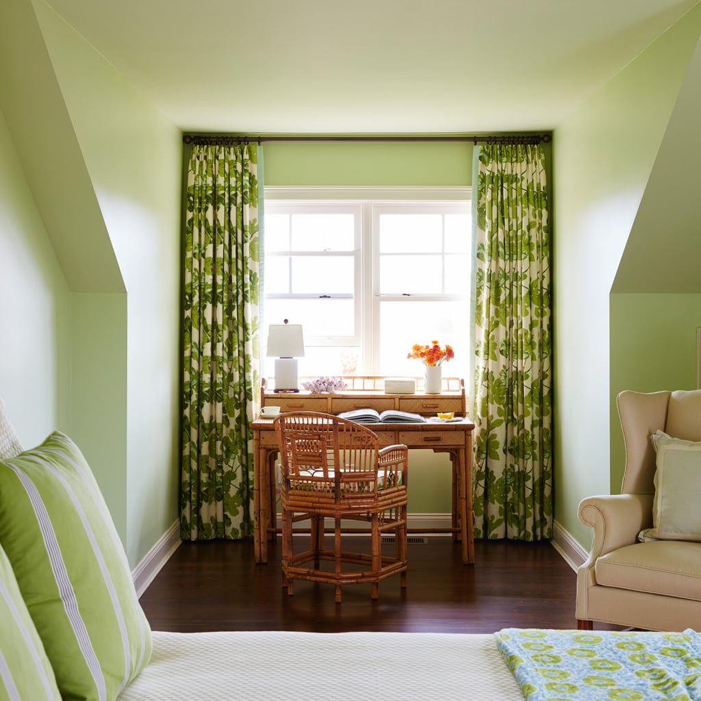 26 Relaxing Green Living Room Ideas: Best Bedroom Paint Colors 2017