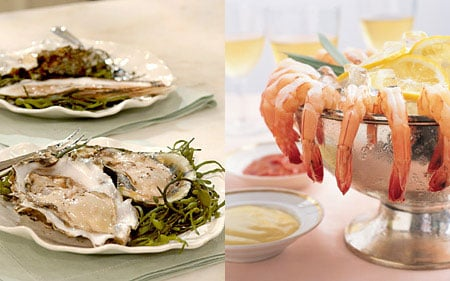 Holiday Appetizer: Raw Oysters or Shrimp Cocktail?