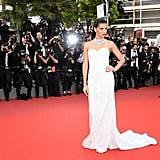 Adriana Lima at the Cannes Film Festival May 2017