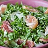 Paleo Salad With Grapefruit and Ginger Vinaigrette