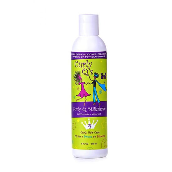 The Curly Q Milkshake ($14) is both a leave-in curl lotion and a rinse-off conditioner for fine, curly hair. Derived from natural milks, this product will definitely bring back the bounce factor.