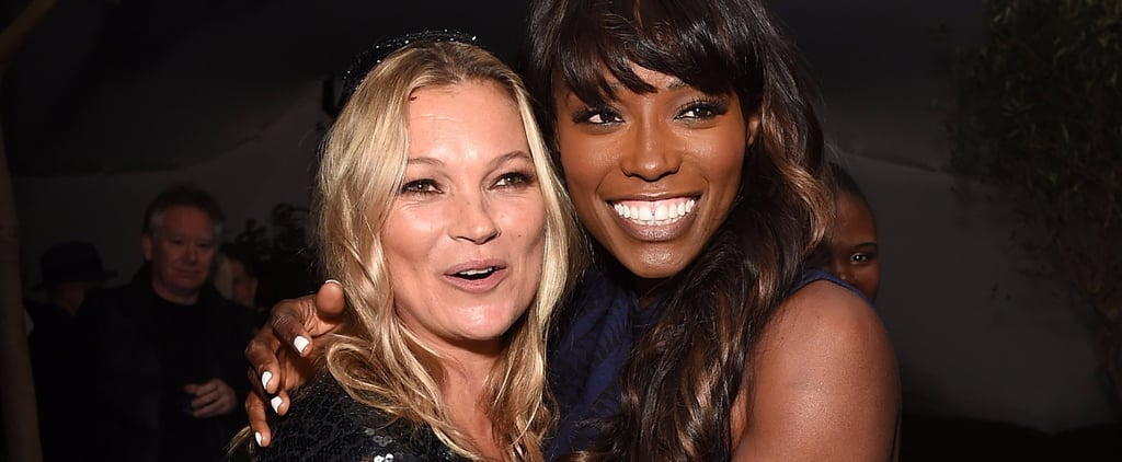 Once Again, Kate Moss Had More Fun Than Anyone at the Party