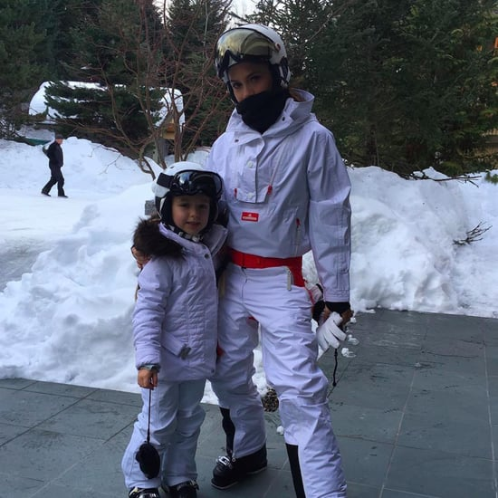 Beckham Family Vacation to Whistler 2017