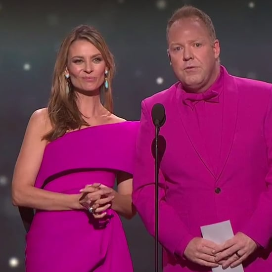 Peter Helliar and Kat Stewart's Funny 2017 Logies Speech