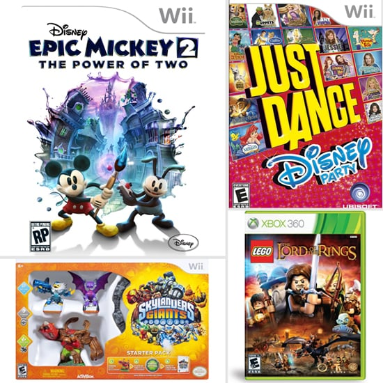 Video Games For Kids Christmas 2012 | POPSUGAR Family