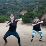 """The Fitness Marshall """"Positions"""" Dance Cardio Workout"""
