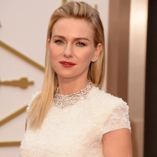 Naomi Watts on the 2014 Oscar Awards Red Carpet
