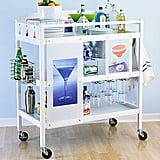 Upcycle Your Changing Table Into a Beverage Cart
