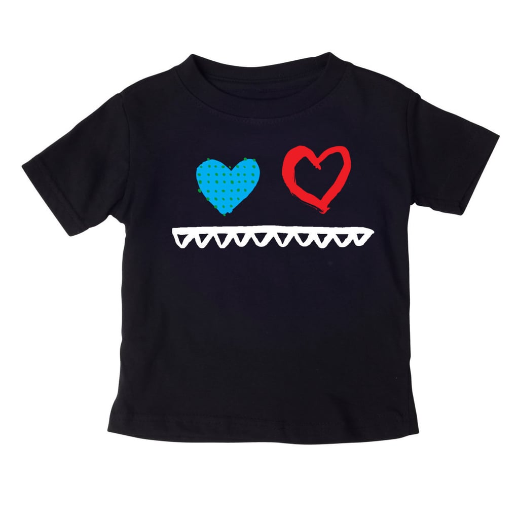 Heart Eyes Love Monster Tee