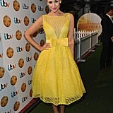 Catherine Tyldesley at the British Animal Honours in April 2013