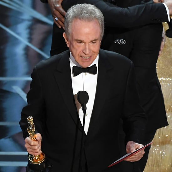 Warren Beatty Statement About Oscars Best Picture Mistake