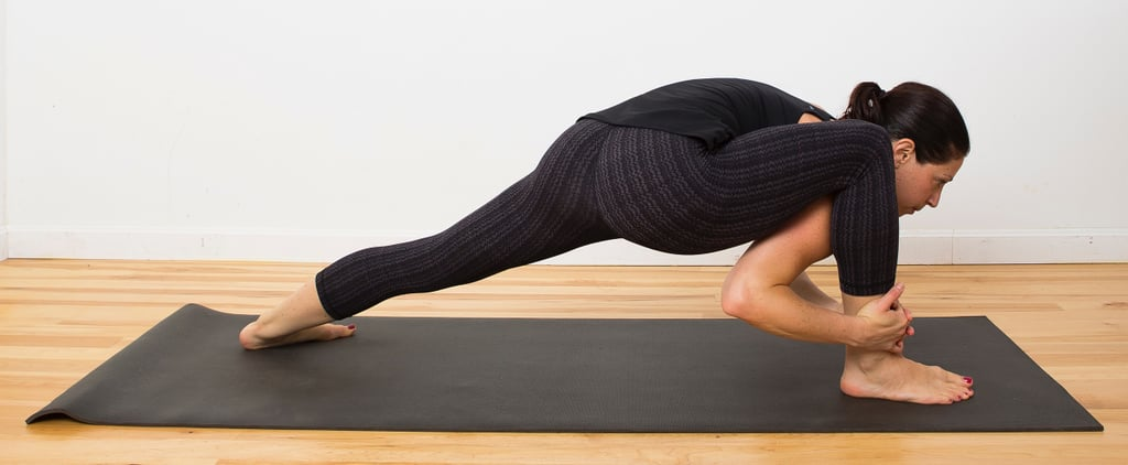 According to an Instructor, This 1 Yoga Pose Is the Most Intense Butt-Burner