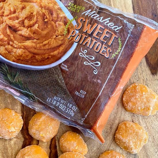 Healthy Ways to Use Trader Joe's Frozen Mashed Sweet Potato