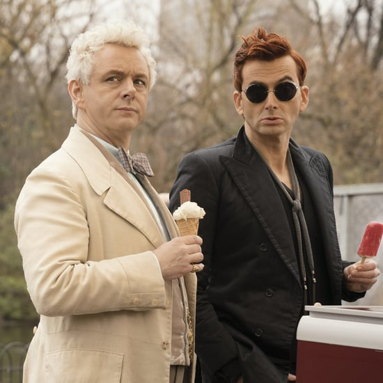 Michael Sheen Talks About Joining the Cast of Good Omens
