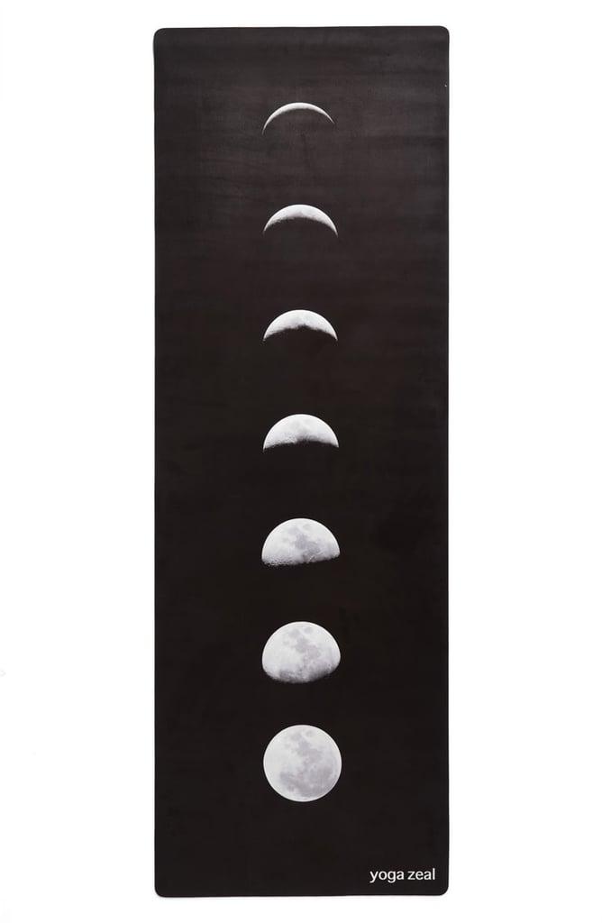 Yoga Zeal Lunar Print Yoga Mat