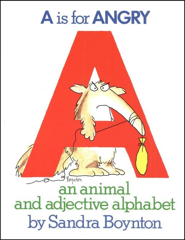 15 Books That Teach Tots Their ABCs