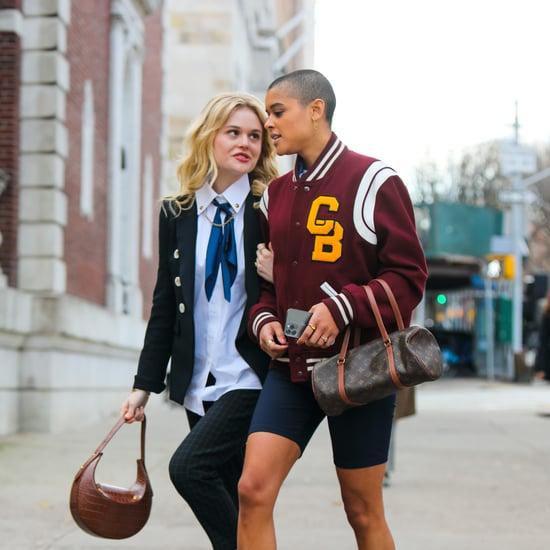Shop Audrey's Bag From the Gossip Girl Reboot Episode 2