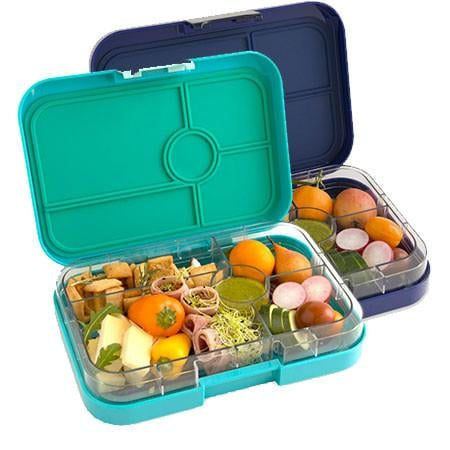 yum box tapas bento lunch box containers for portion control popsugar fitness. Black Bedroom Furniture Sets. Home Design Ideas
