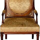 One Kings Lane Vintage Hand-Painted Regency-Style Armchair ($575)