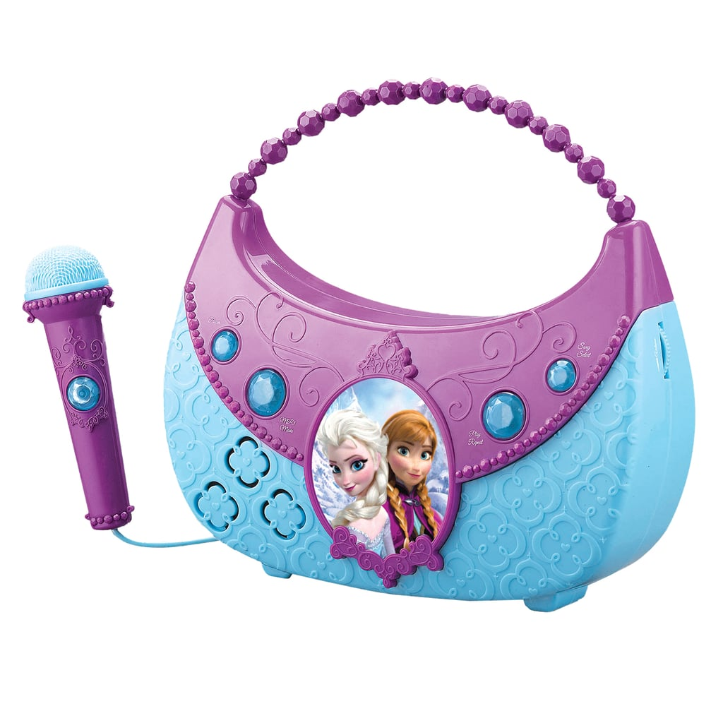 For 4-Year-Olds: Frozen MP3 Microphone