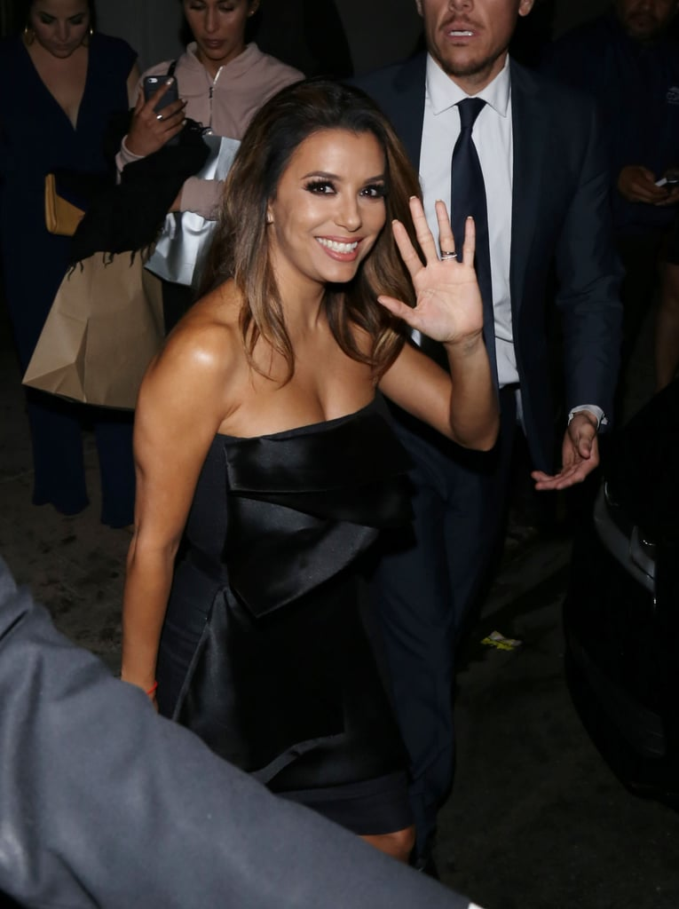 Eva Longoria Made A Simple Sophisticated Update To Her Wedding Rings