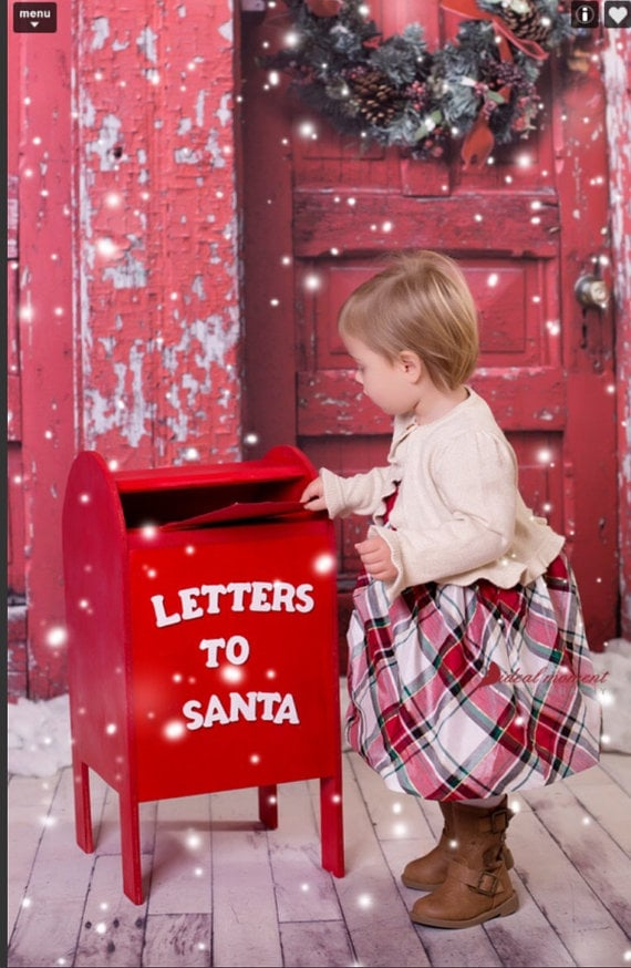 letters to santa mailbox diy pole mailbox prop photo props that every 12802