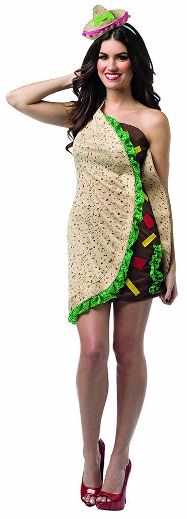 Foodies Taco Dress
