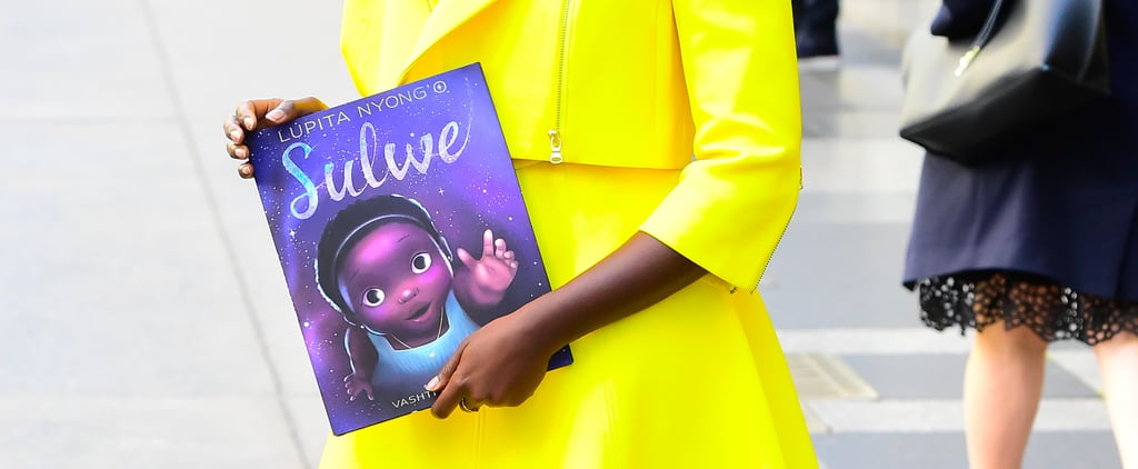 Lupita Nyong'o Answers Questions About Us and Sulwe Book