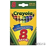 8-Color Crayola Crayons